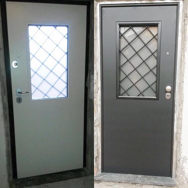 Porte blindate inalfer industria porte e finestre - Maniglia per porta blindata ...