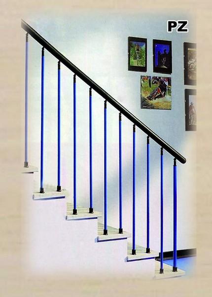 Ringhiere per interni inalfer industria porte e finestre - Ringhiere per finestre ...